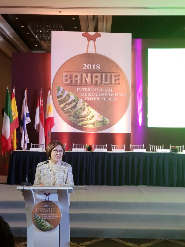 Banaue International Music Composition Competition