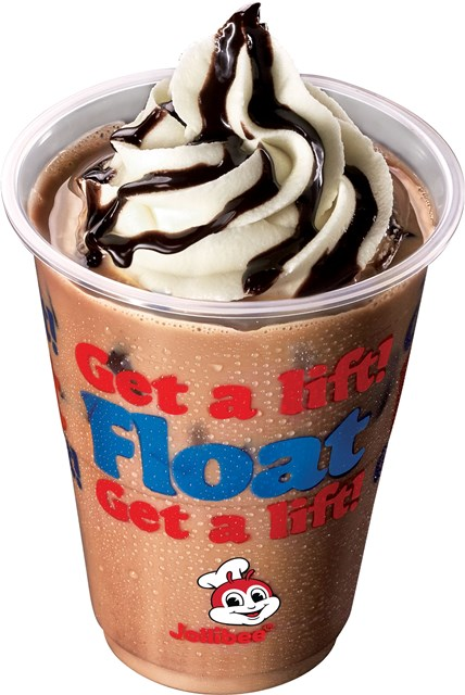 Jollibee COFFEE MOCHA FLOAT
