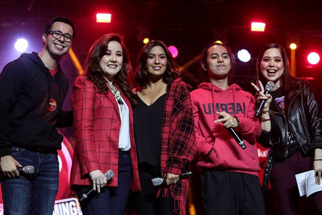 Coke Studio PH Season 2 with OPM Artists KZ Tandingan, Moira and More!