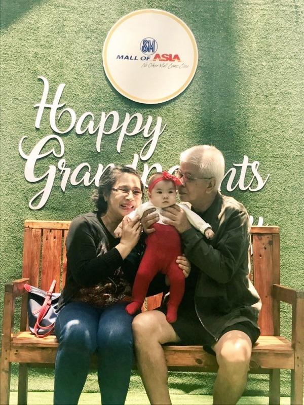 #GrandparentsDayAtSM2018 Celebration in SM Malls Nationwide