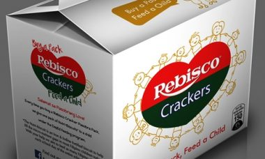 Rebisco Cracker's Pasobra Pack - Enjoy a Snack and Give Back