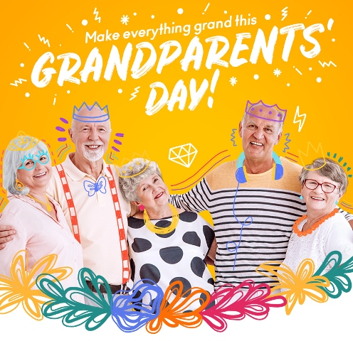 SM Grandparents Day 2018
