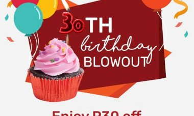 Brownies Unlimited 30th Birthday Blowout!