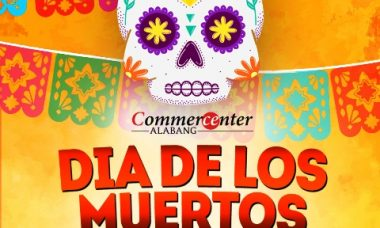 Commercenter: Dia de los Muertos Halloween Celebration