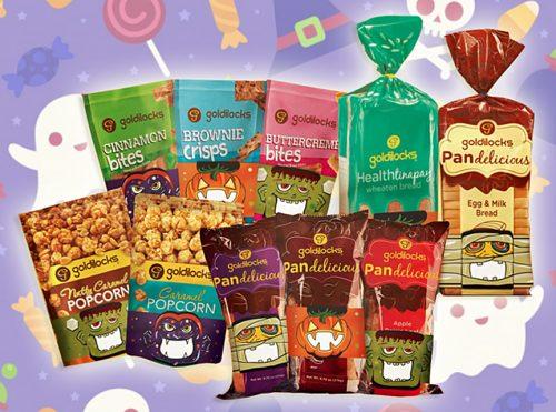 Goldilocks Halloween Themed Pastries