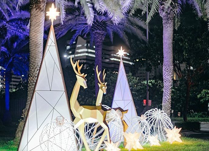 Filinvest City brings Christmas to life