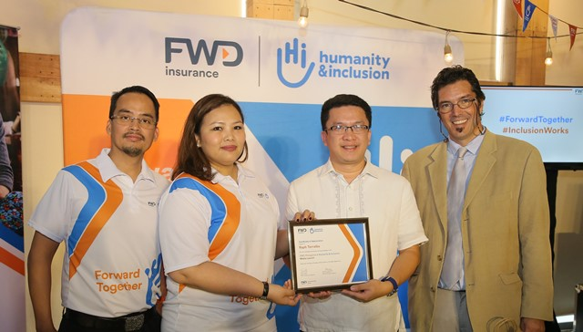 FWD Humanity and Inclusion Partnership
