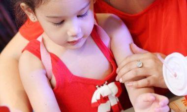 Melissa Ricks with daughter Kiera Ricks