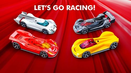 Shell Saltwater Supercars - New Toy Concept and Racing Experience