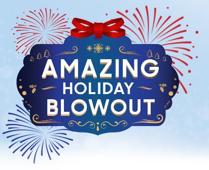 Samsung Amazing Holiday Blowout