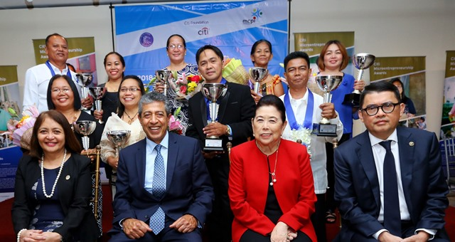 Citi_BSP, Citi, MCPI award Filipino