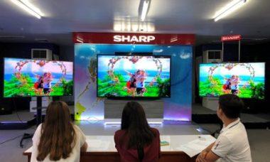 Sharp Loves Your Family Winners