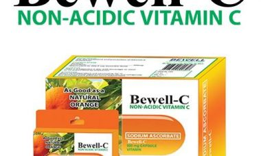 Fight Flu with Bewell-C