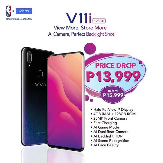 VIVO V11i Price Drop