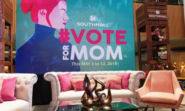 SM Supermalls VoteForMom