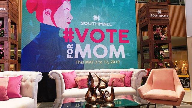 SM Supermalls VoteForMom