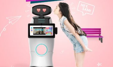 SM Supermalls SAM Robot