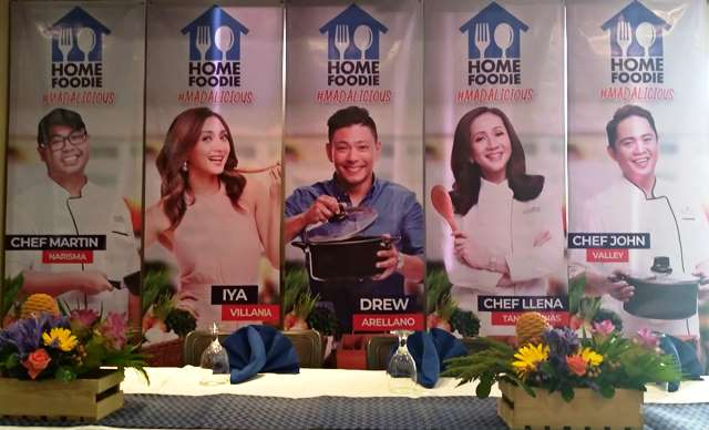 Home Foodie at GMA 7