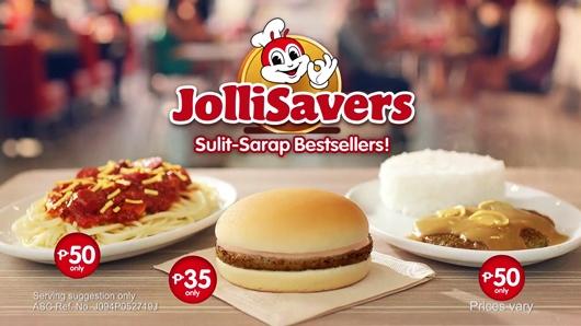 Jollibee JolliSavers