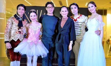 Ballet Manila On Pointé