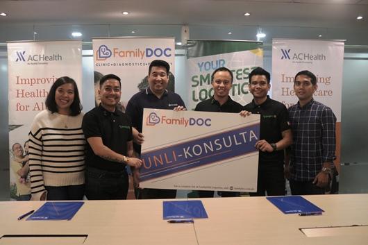 FamilyDOC x Transportify Unli Konsulta Card