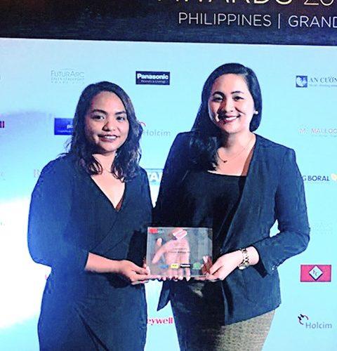 Filinvest Alabang Inc. wins at BCI Award