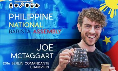 National Barista Assemble Philippines