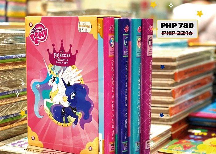 Big Bad Wolf Book Sale 2020 My Little Pony