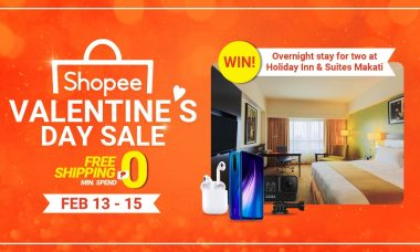 Shopee Valentine's Day Sale