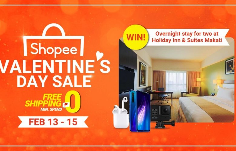 Shopee Valentine's Day Sale