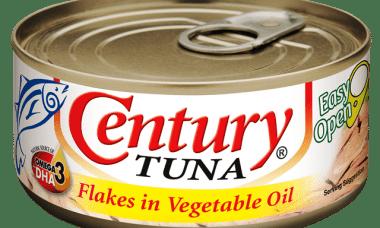 Century Pacific Food Century Tuna