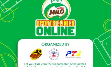 MILO Sports Clinics Online