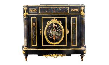 Napoleon III Pietra Dura Commode