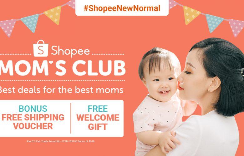 Shopee Mom's Club