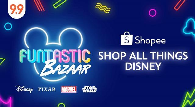 Shopee Disney Funtastic Bazaar