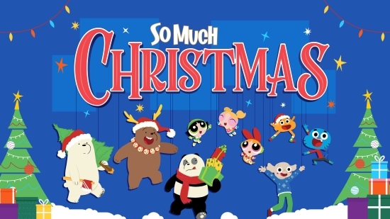 Cartoon Network So Much Christmas