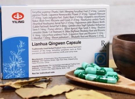 Lianhua Qingwen Capsule