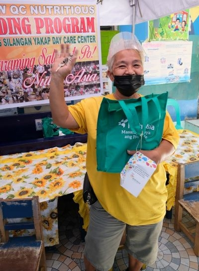NutriAsia makes Mother's Day Masarap, Masaya for Quezon City Mothers