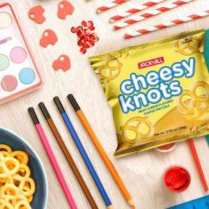 Cheesy Knots