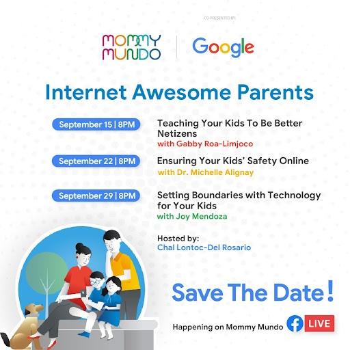 Mommy Mundo Internet Awesome Parents