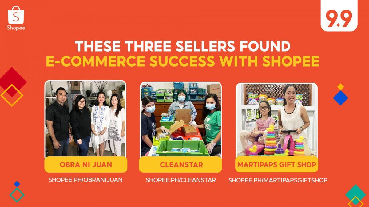 Shopee Sellers