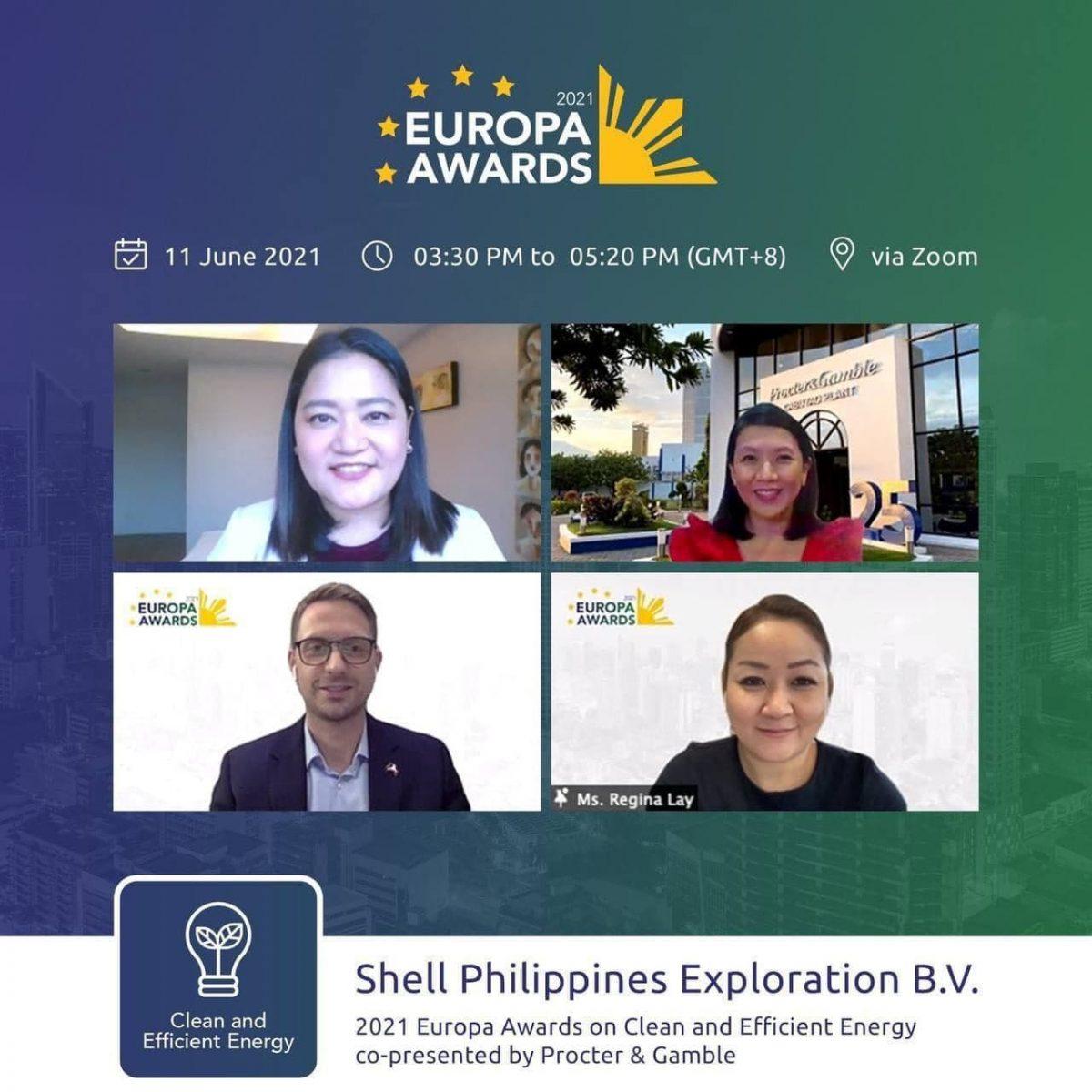 SPEX Europa Awards